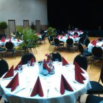 Diner buffet theaterzaal - MFC Kloosterhof