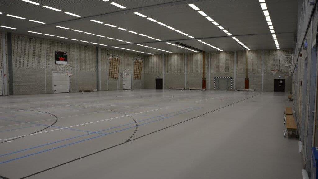 Sportzaal - MFC Kloosterhof