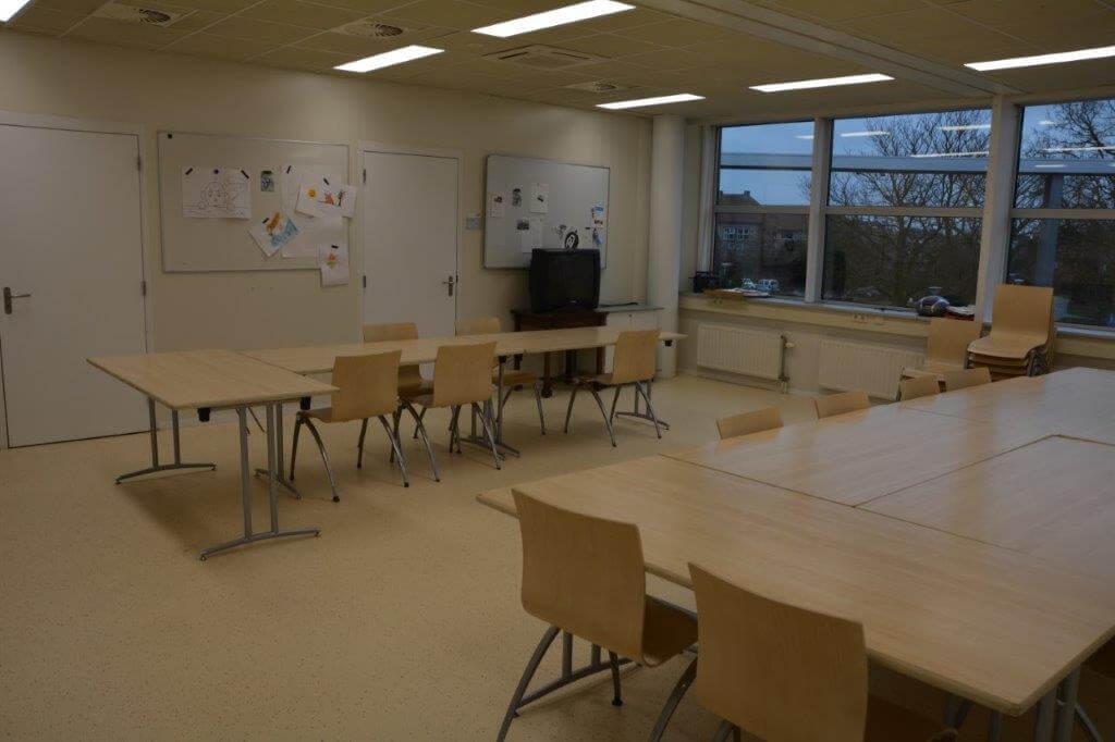 Hobbyruimte - MFC Kloosterhof
