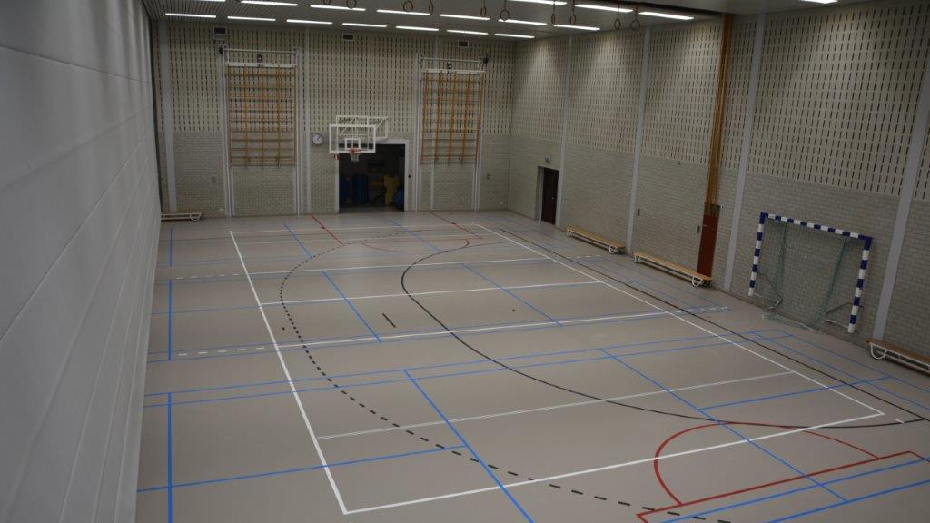Sporthal - MFC Kloosterhof
